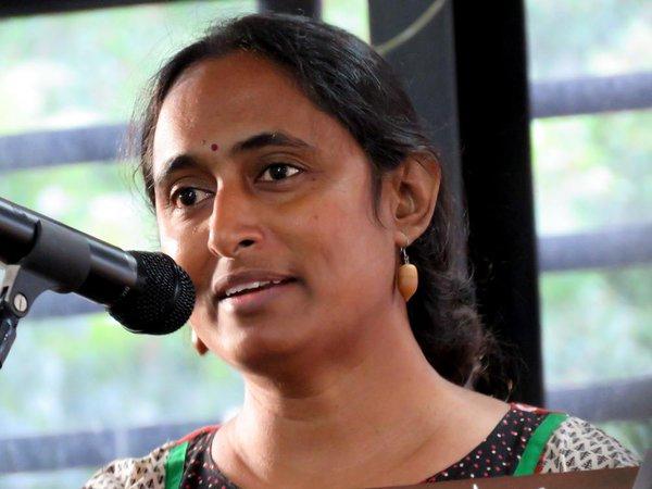 கவிதா கிருஷ்ணன் - Image Credit : Wikipedia
