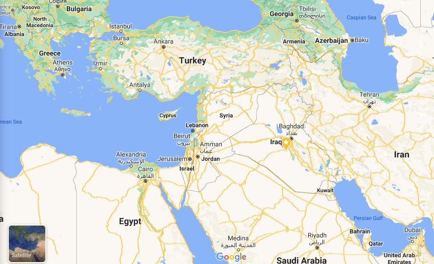 Image Credit : google maps